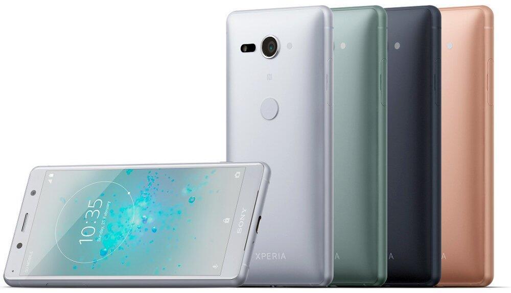 Sony Xperia Xz2 Compact Farben