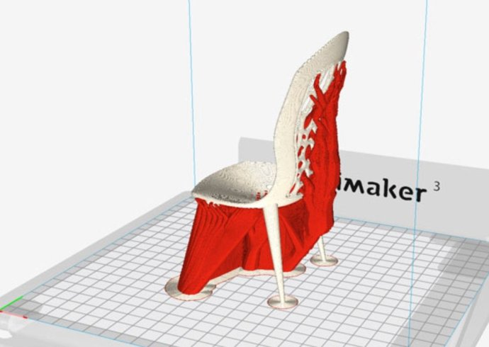 Ultimaker Cura 3.2 Tree Support