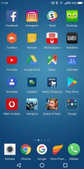 Umidigi S2 Pro Apps