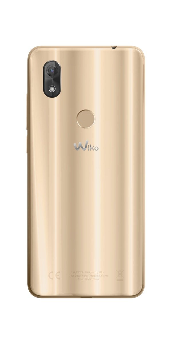 Wiko View 2 Gold Back