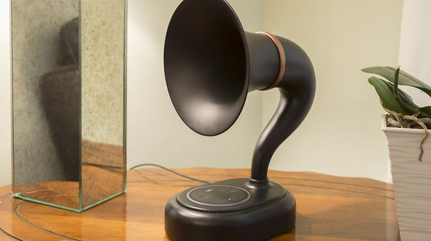 Amazon Echo Dot Gramophon Gramazon