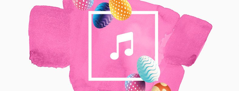 Amazon Music Ostern