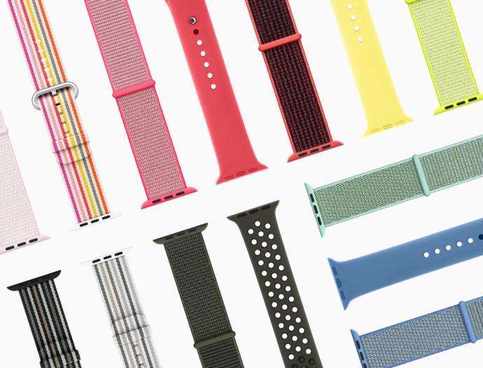 Apple Watch Bands Spring 2018 Header