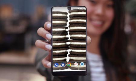 Essential Phone Oreo