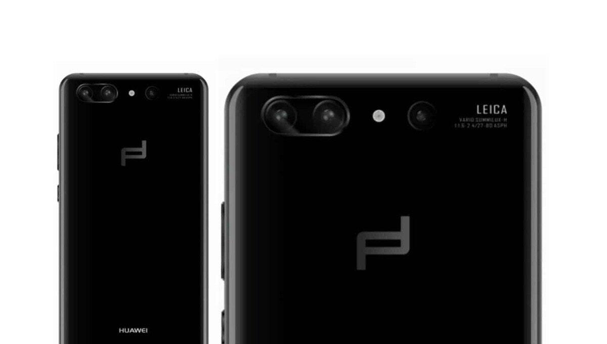Huawei Mate Rs Leak