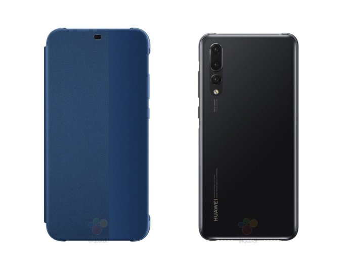 Huawei P20 Cover Header