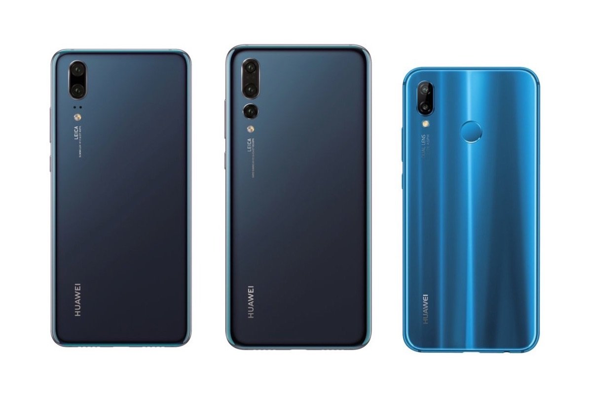 Huawei P20 Leaks Header
