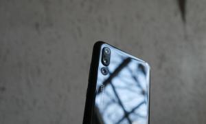 Huawei P20 Pro Handson5