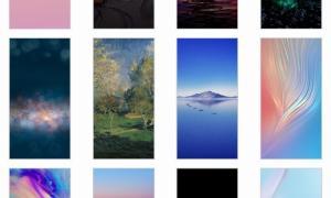 Huawei P20 Wallpaper Download