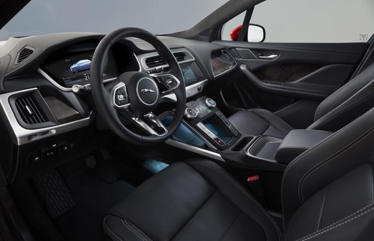 Jaguar I Pace Auto2