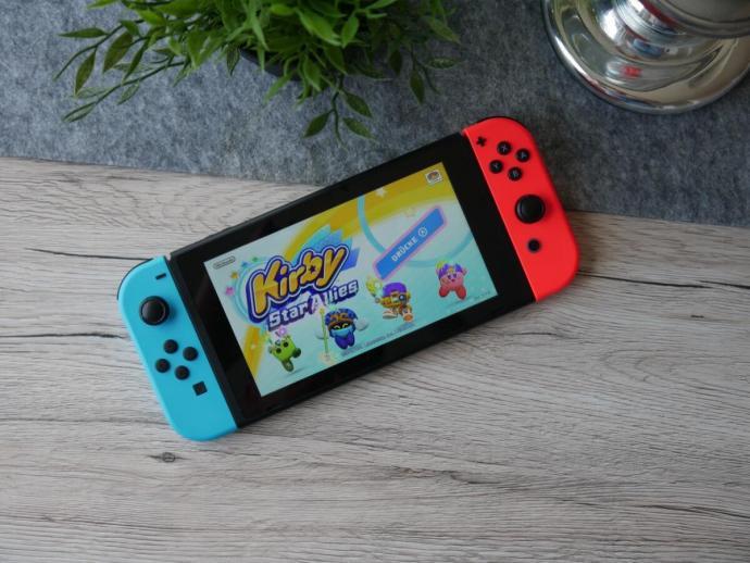 Kirby Star Allies Test1