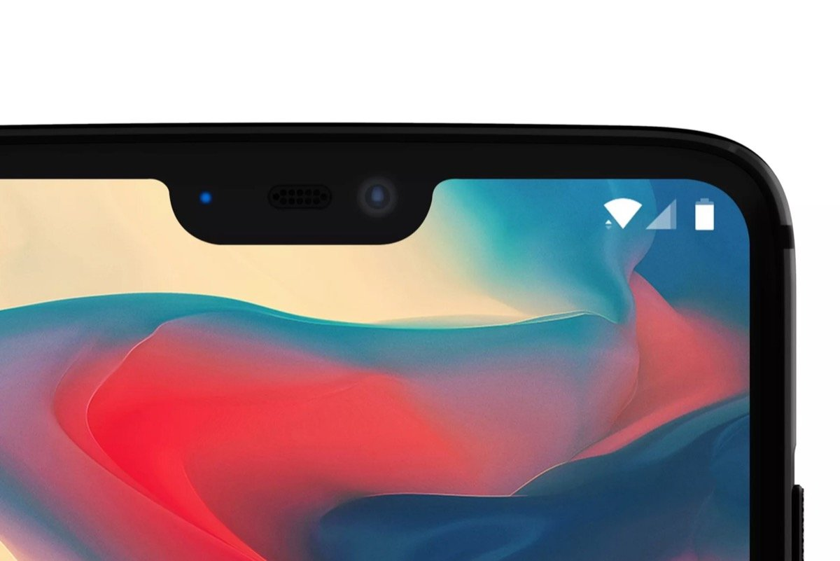 Oneplus 6 Notch Header