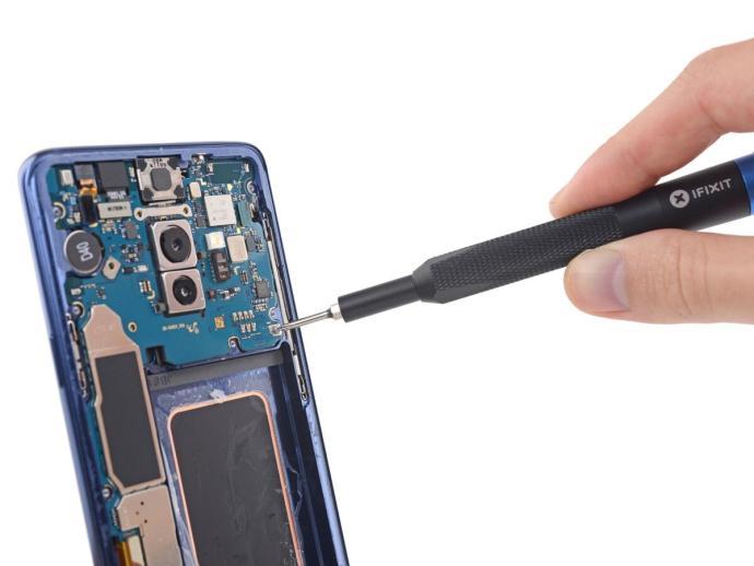 Samsung Galaxy S9 Ifixit