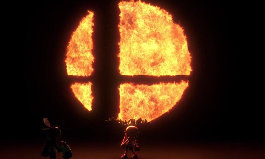 Super Smash Bros Nintendo Switch Logo