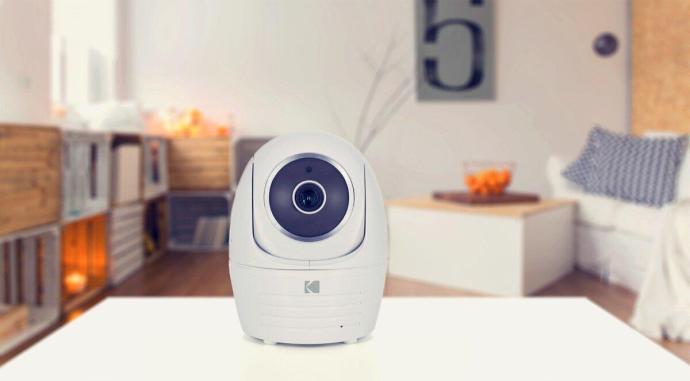 01 Kodak Ip101wg Indoorkamera