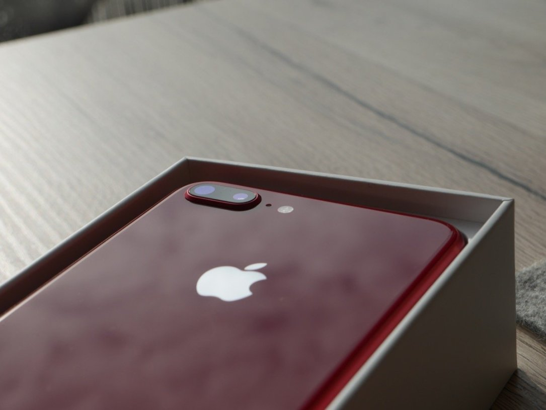 Apple Iphone 8 Red Unboxing8