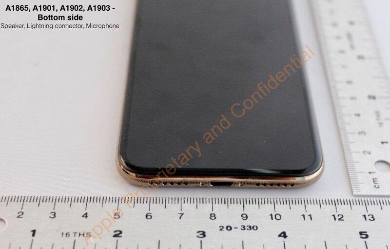 Apple Iphone X Gold Fcc1