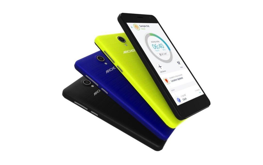 Archos Junior Phone Qustodio 2