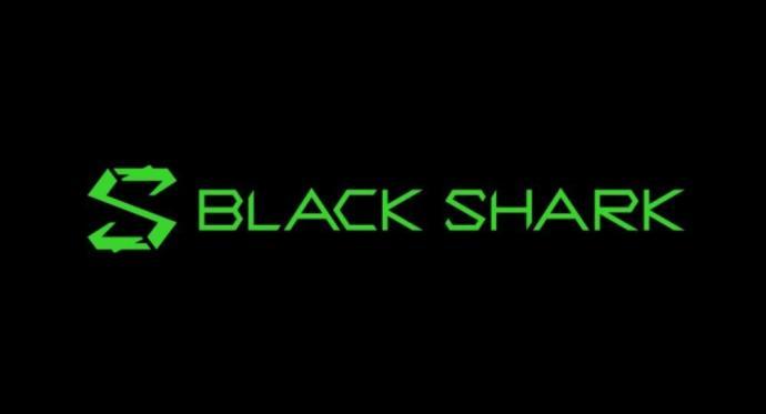 Black Shark Logo Header