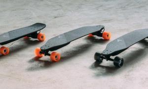 Boosted Boards Gen 3 Header