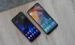Huawei P20 Pro Samsung Galaxy S9 Vgl5