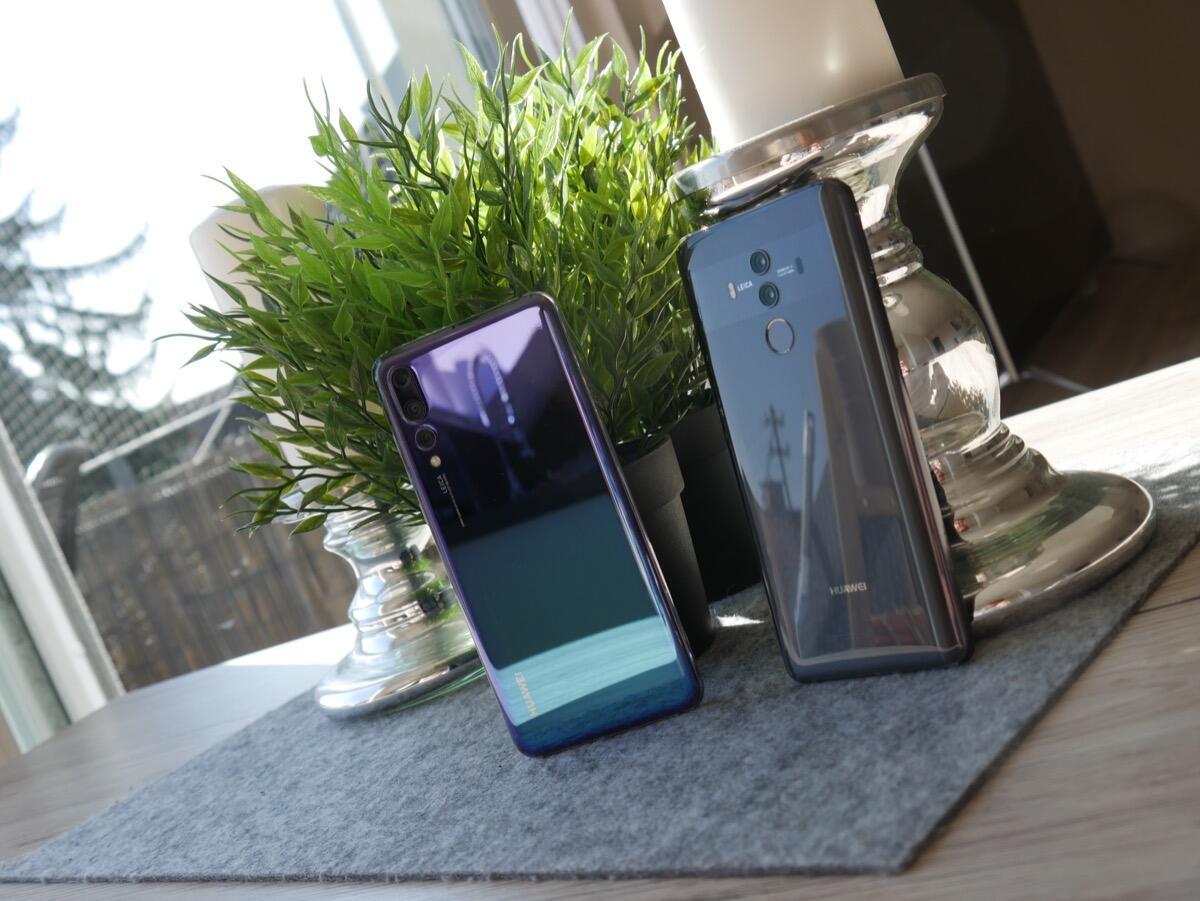 Huawei P20 Pro Test2