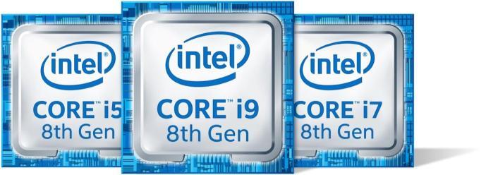 Intel 8th Gen Core 1