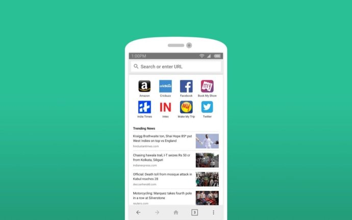 Internet App Android
