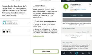 Irobot Roomba 980 App Alexa Ifttt