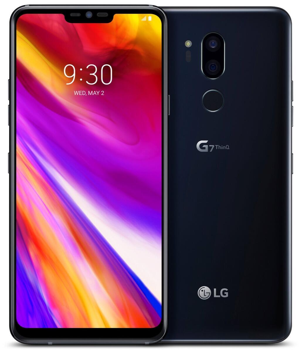Lg G7 Black