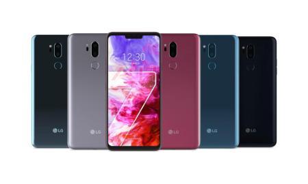 Lg G7 Thinq Farben