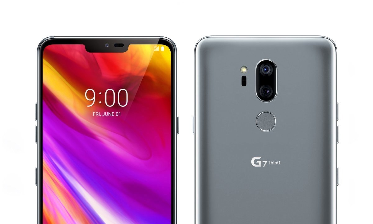 Lg G7 Thinq Leak Header