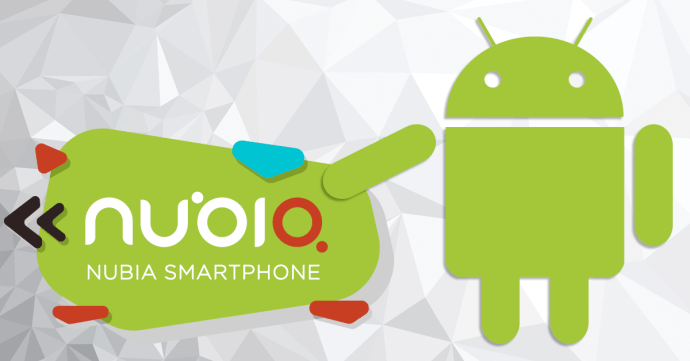 Nubia Android Header