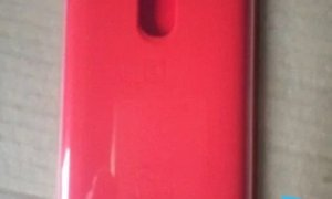 Oneplus 6 Case Red