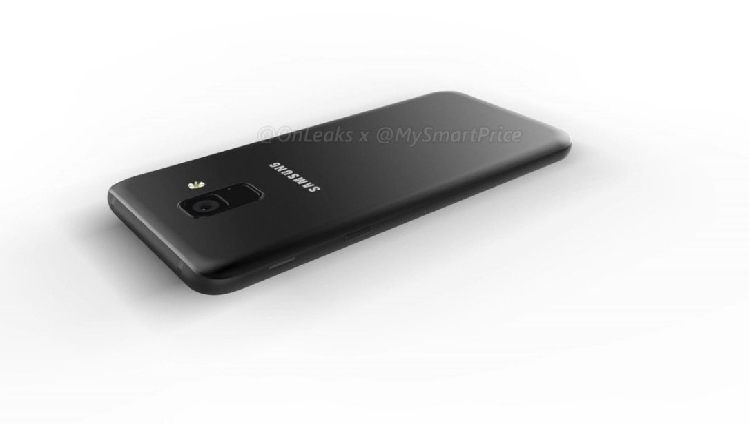 Samsung Galaxy A6 Front