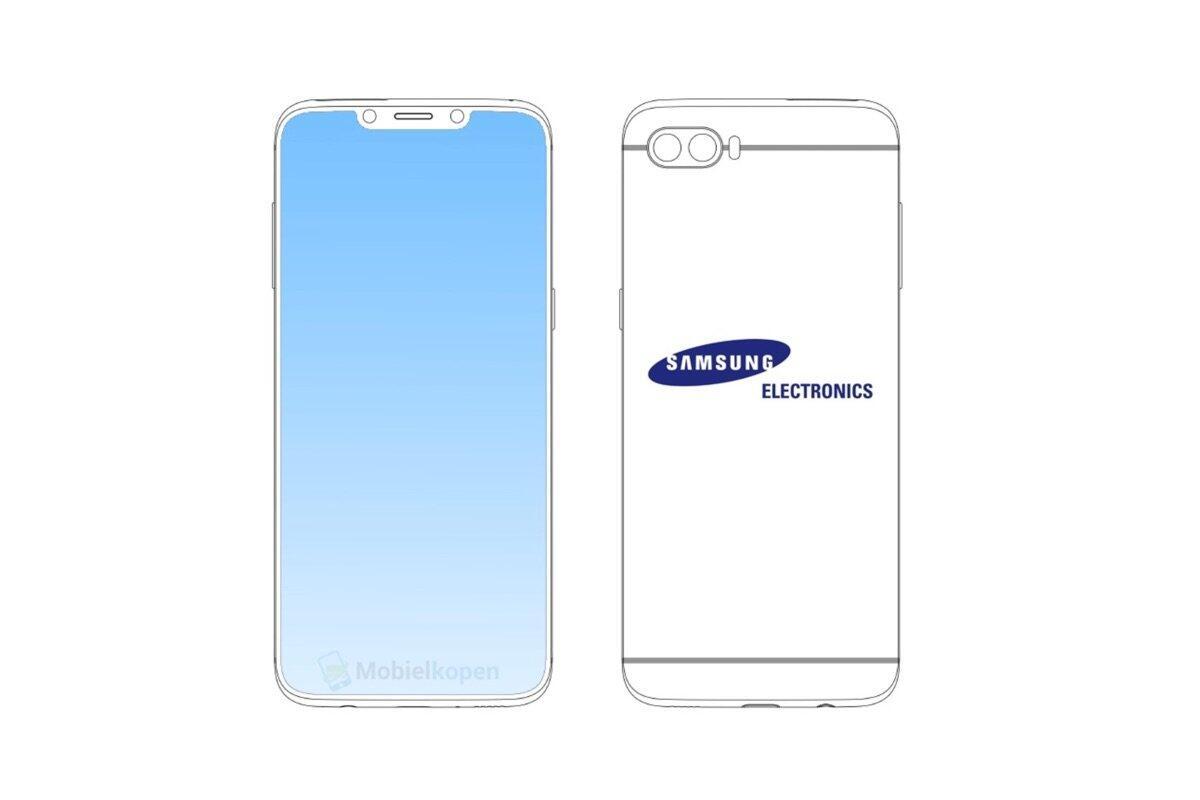 Samsung Galaxy Notch Patent