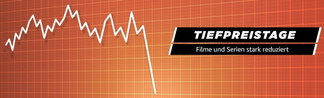 Tiefpreistage Amazon Video