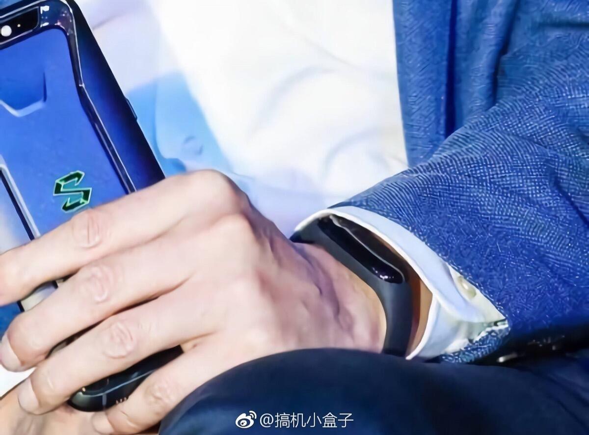 Xiaomi Mi Band 3 Leak