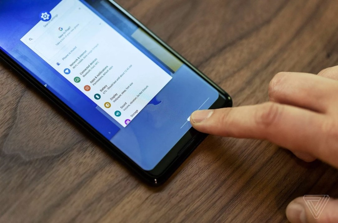 Android P App Wechsel