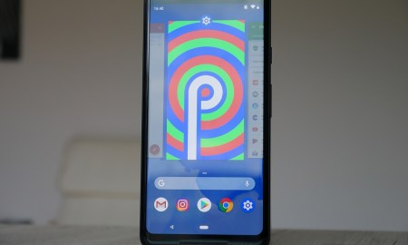 Android P Pixel Header