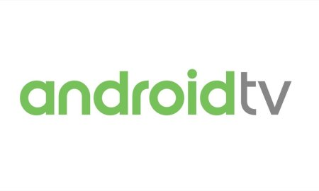 Android Tv Logo Header