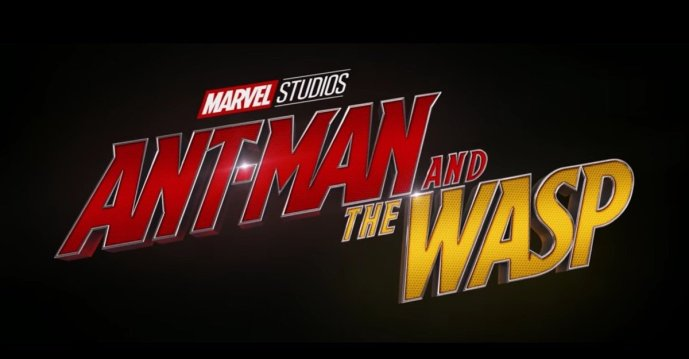 Ant Man And The Wasp Logo