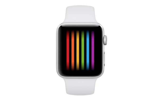 Apple Watch Pride