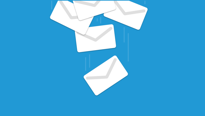 Emails Falling