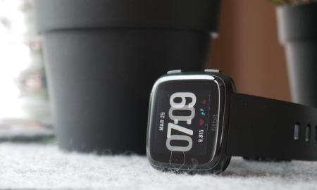 Fitbit Versa Test8