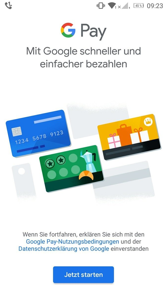 Google Pay Android 1