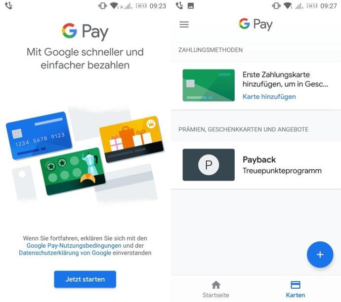 Google Pay App