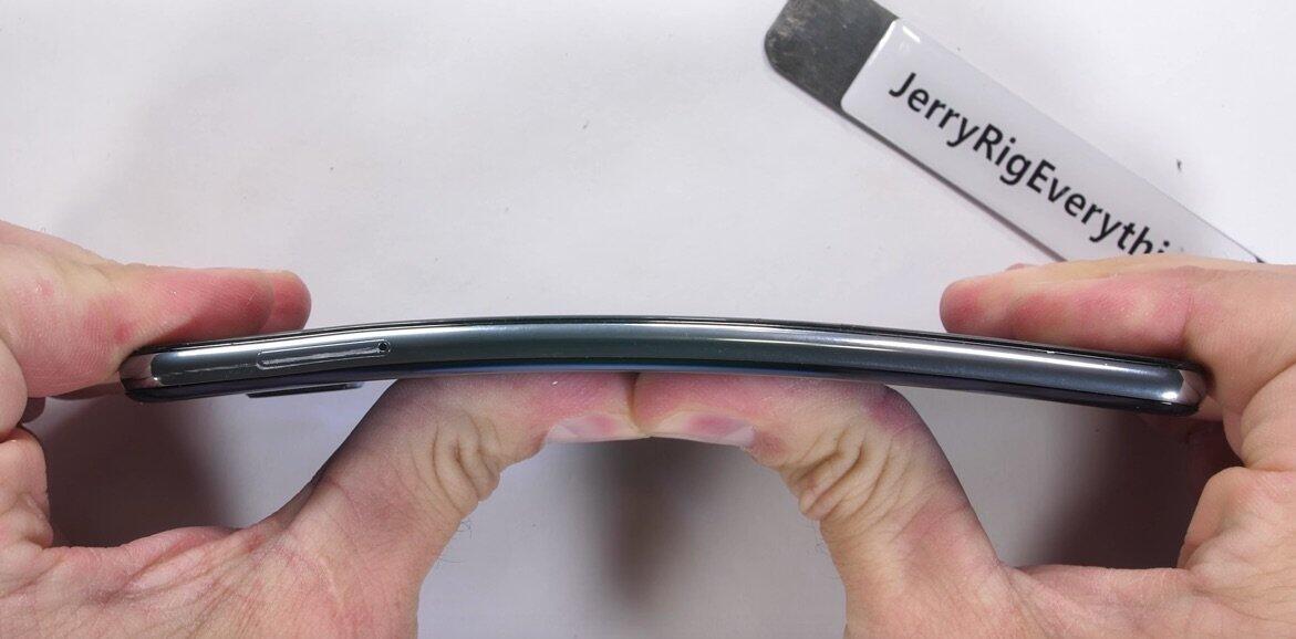 Huawei P20 Pro Gebogen