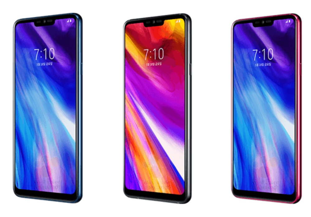 Lg G7 Front