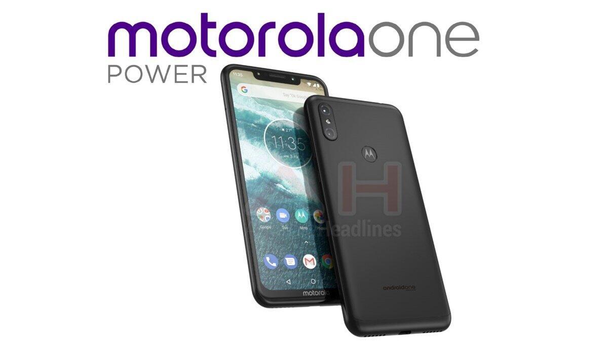 Motorola Power One